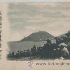 Postales: SAN SEBASTIAN MANIOBRAS MILITARES FOTOTIPIA VIUDA LABORDE FOTO OTERO REVERSO SIN DIVIDIR.CIRCULADA. Lote 36664619