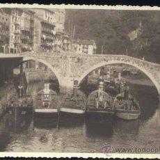 Postales: ONDARROA (VIZCAYA).- POSTAL FOTOGRÁFICA. Lote 36707476