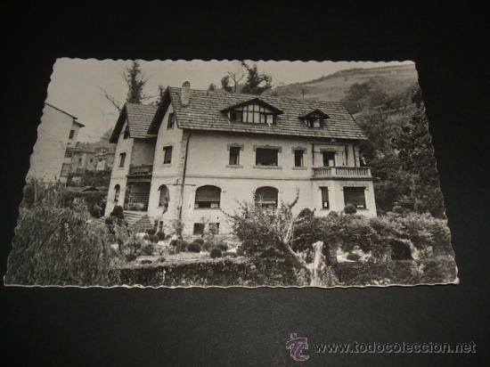 DEVA GUIPUZCOA ALBERGUE DE EDUCACION Y DESCANSO (Postales - España - Pais Vasco Antigua (hasta 1939))