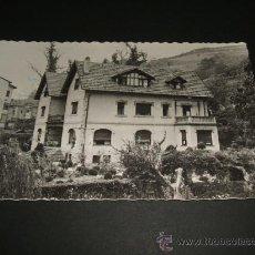 Postales: DEVA GUIPUZCOA ALBERGUE DE EDUCACION Y DESCANSO . Lote 36903075