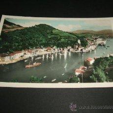 Postales: PASAJES GUIPUZCOA PUERTO DE SAN JUAN. Lote 36926345