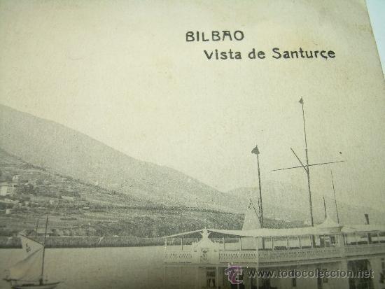 Postales: ANTIGUA POSTAL....BILBAO - Foto 2 - 37394952