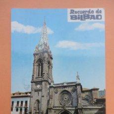 Cartes Postales: CATEDRAL BASÍLICA DE SANTIAGO. BILBAO.. Lote 38643894