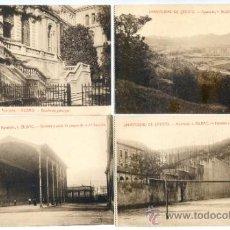 Postales: UNIVERSIDAD DE DEUSTO. BILBAO. LOTE DE 20 POSTALES DE FOTOTIPIA THOMAS (VER FOTOS ADICIONALES). RARA. Lote 38743749