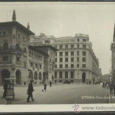Postales: VITORIA - CALLE DE POSTAS - (17270). Lote 38889362