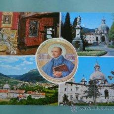 Postales: POSTAL SANTUARIO DE LOYOLA GUIPUZCOA SIN CIRCULAR. Lote 38891384