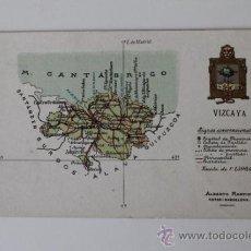 Postales: POSTAL. VIZCAYA. ALBERTO MARTIN EDITOR. . Lote 38931314