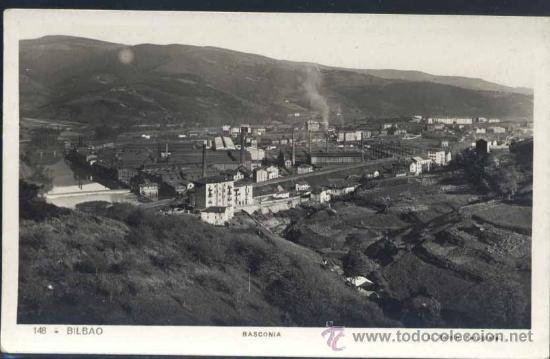BILBAO (VIZCAYA).- BASCONIA (Postales - España - País Vasco Moderna (desde 1940))