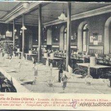 Postkarten - GRAN BALNEARIO DE ZUAZO (ÁLAVA).- COMEDOR - 38950959