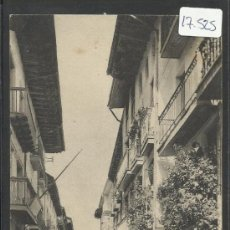 Postales: HERNANI - LA CALLE MAYOR - ND - (17525). Lote 39154503