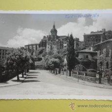 Cartoline: GUIPÚZCOA. FUENTERRABÍA. PASEO DE URANZU. ED. AISA. Lote 39205197