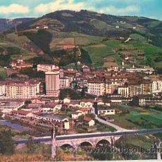 Postales: GUIPUZCOA VILLAFRANCA DE ORIA. VISTA PARCIAL. ED. ARALAR. CIRCULADA. Lote 39206516