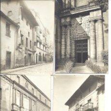 Postales: COLECCIÓN DE 170 POSTALES Y FOTOGRAFÍAS DEL PAÍS VASCO DE PRINCIPIOS DE S. XX - DIVERSOS TAMAÑOS. Lote 39524313