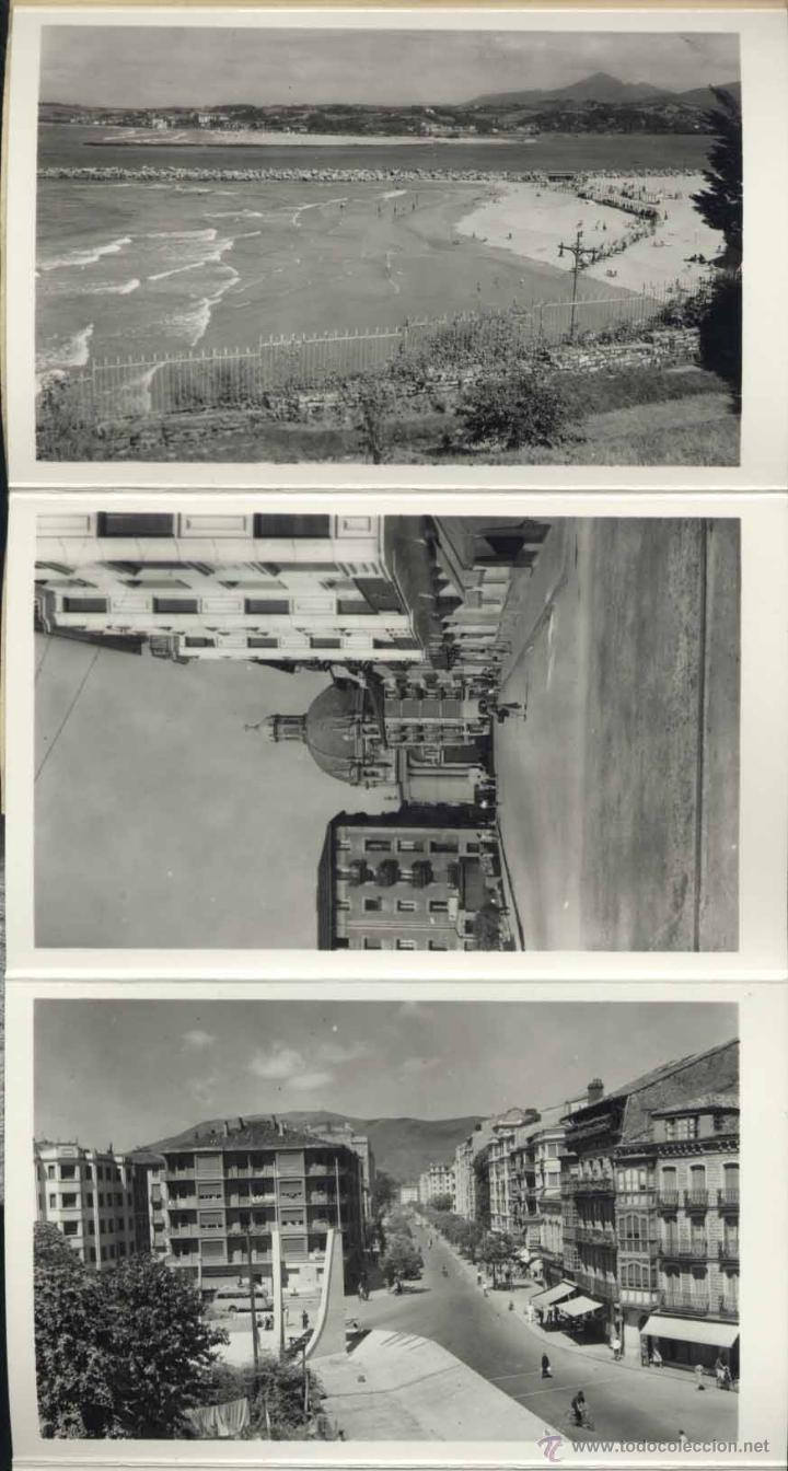 Postales: RECUERDO DE IRÚN (GUIPUZCOA).- 10 POSTALES EN ACORDEÓN - Foto 3 - 39658989
