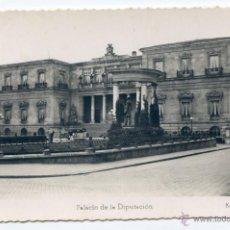 Postales: VITORIA Nº 22. PALACIO DE LA DIPUTACIÓN. ED. ARRIBAS. Lote 39722613