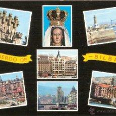 Postales: BILBAO, BELLEZAS DE LA CIUDAD - GARCÍA GARRABELLA Nº 97 - ESCRITA. Lote 40069504