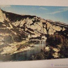 Postales: POSTAL ALAVA - SOBRON - RESIDENCIA LUIS FERNANDO ORIOL - EDUCACION Y DESCANSO - 1965 - CIRCULADA - . Lote 40197934