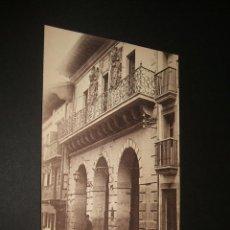 Postales: FUENTERRABIA GUIPUZCOA ARCOS DE LA CASA CONSISTORIAL. Lote 40249295
