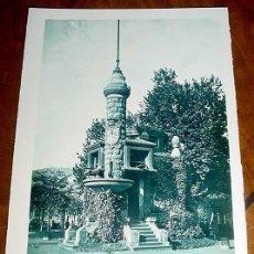 Postales: ANTIGUA FOTO POSTAL BILBAO - ARENAL - EL PALOMAR - NO CIRCULADA - ED. HELITIOPIA ARTISTICA ESPAÑOLA.. Lote 39523400