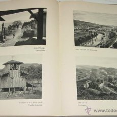 Postales: BIZKAIKO BEGIRAGARIA. LO ADMIRABLE DE VIZCAYA. FOTO Y HUECOGRABADO ARTE - LUIS SANTOS Y CIA, BILBAO,. Lote 39588977