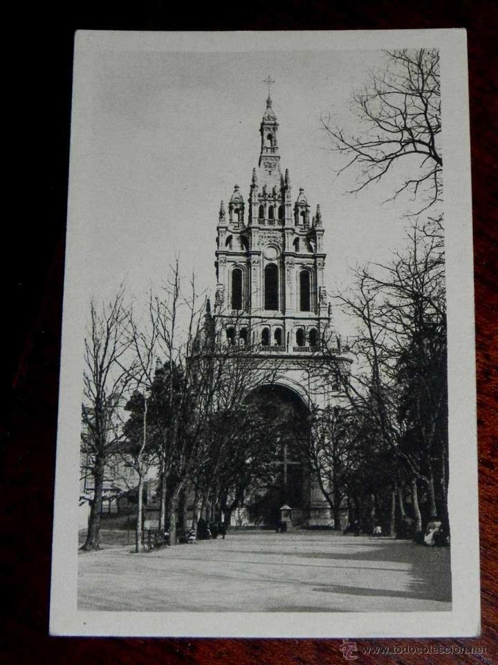 Antigua postal bilbao basilica de bego a comprar - Bilbao fotos antiguas ...