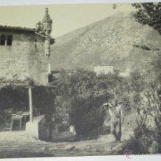 Postales: ANTIGUA FOTOGRAFIA DE EL PALACIO LILI, ZESTOA (CESTONA) GUIPUZCOA, TIPO VASCO, LUGAR NO LOCALIZADO,. Lote 39610312
