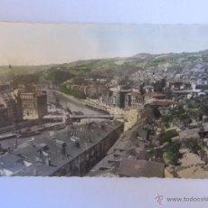 Postales: POSTAL DE BILBAO. VISTA PARCIAL. ED.GARCIA GARRABELLA. CIRCULADA. Lote 40349637