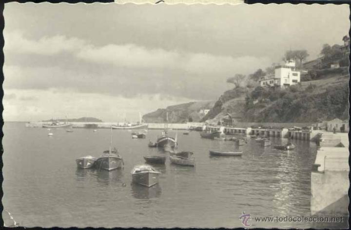 BERMEO (VIZCAYA).- VISTA PARCIAL. PUERTO MAYOR (Postales - España - País Vasco Moderna (desde 1940))