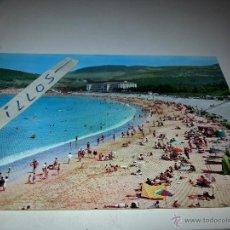 Postales: SANATORIO Y PLAYA , GORLIZ, VIZACAYA. Lote 40949146