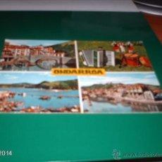 Postales: POSTAL DE ONDARROA (VIZCAYA). AÑOS 60. Lote 40976924