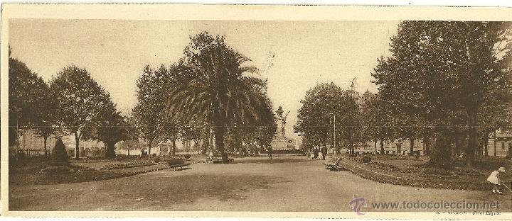 BILBAO (VIZCAYA).- PLAZA ELÍPTICA (Postales - España - Pais Vasco Antigua (hasta 1939))