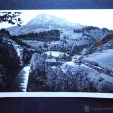 Postales: ANTIGUA POSTAL - CESTONA - GUIPÚZCOA - VISTA PARCIAL Y ESTACION DE FERROCARRIL -. Lote 41254160