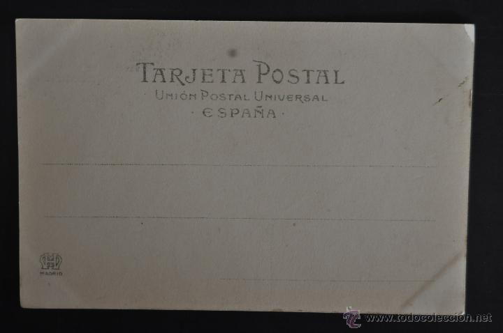 Postales: ANTIGUA POSTAL DE FUENTERRABIA. GUIPUZCOA. VISTA DE HENDAYA. HAUSER Y MENET. SIN CIRCULAR - Foto 2 - 41257079