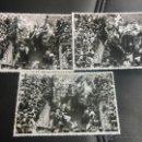 Postales: 3 TARJETAS POSTALES FOTOGRAFICA DE PAMPLONA NAVARRA SAN FERMIN TOROS - FOTO POSTAL MARIN. Lote 41270608