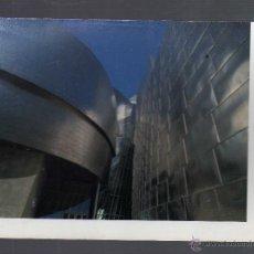 Postales: TARJETA POSTAL MUSEO GUGGENHEIM (BILBAO). Lote 41278269