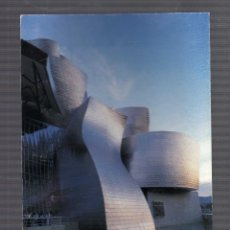 Postales: TARJETA POSTAL MUSEO GUGGENHEIM (BILBAO). Lote 41278281
