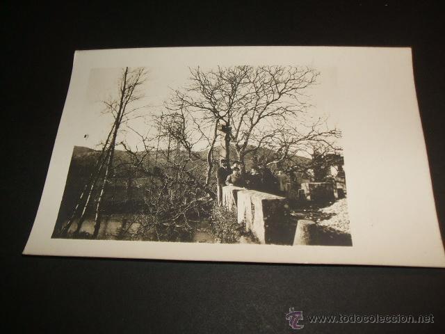 BALMASEDA VIZCAYA POSTAL FOTOGRAFICA HACIA 1906 (Postales - España - Pais Vasco Antigua (hasta 1939))