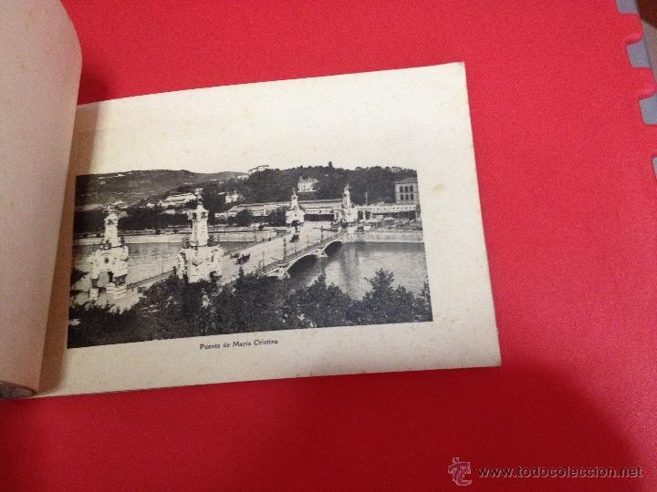 Postales: RECUERDO DE SAN SEBASTIAN 20 ARTISTICAS VISTAS G.G. GALARZA - Foto 3 - 41304266
