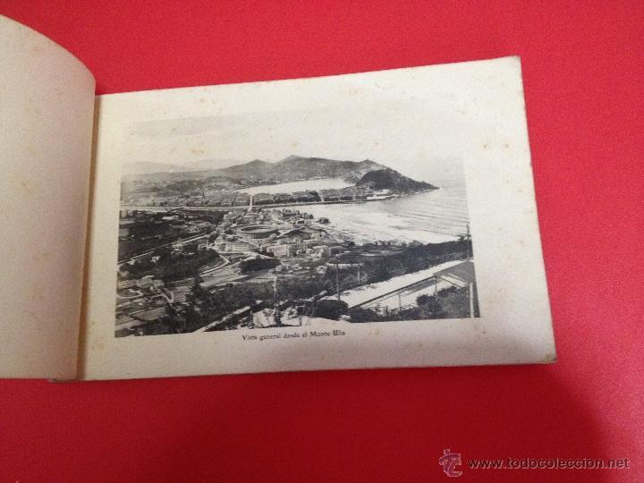 Postales: RECUERDO DE SAN SEBASTIAN 20 ARTISTICAS VISTAS G.G. GALARZA - Foto 4 - 41304266