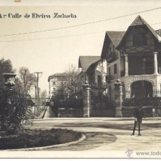Postales: PS2014 VITORIA 'CALLE DE ELVIRA ZULUETA'. POSTAL FOTOGRÁFICA. G.H. ALSINA. SIN CIRCULAR. Lote 41316958