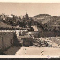 Postales: POSTAL FOTOGRAFICA SAN SEBASTIAN PALACIO DE MIRAMAR -EDITA GALARZA NUM 23. Lote 41332144