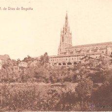 Postales: POSTAL BASILICA DE LA M. DE DIOS DE BEGOÑA FOT.THOMAS. Lote 41406702