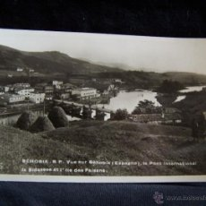 Postales: POSTAL FOTOGRÁFICA SIN CIRCULAR 1939 ED BLOC FRÈRES FOTOG TITO PUENTE INTERNACIONAL SB BIDASOA. Lote 41472856
