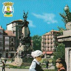 Postcards - Vitoria, plaza de la Virgen Blanca, editor: Garrido nº 16 - 41509562