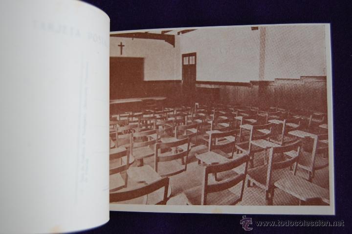 Postales: 38 POSTALES DEL SEMINARIO DIOCESANO DE VITORIA (ALAVA). 1943. POSTAL. - Foto 6 - 47998029