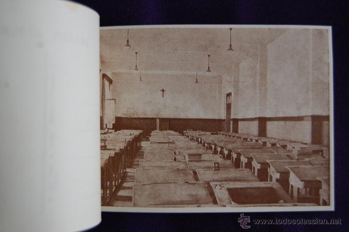 Postales: 38 POSTALES DEL SEMINARIO DIOCESANO DE VITORIA (ALAVA). 1943. POSTAL. - Foto 7 - 47998029