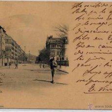 Postales: BILBAO (VIZCAYA).- GRAN VÍA. Lote 42148077
