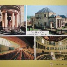Cartes Postales: GUERNICA. VIZCAYA. VI CENTENARIO. Lote 42156463