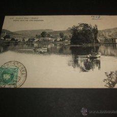 Postales: IRUN GUIPUZCOA ISLA DE LOS FAISANES. Lote 42489473