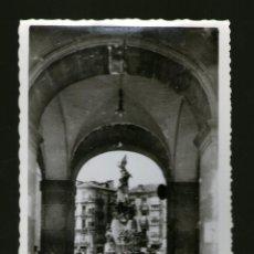 Postales: VITORIA PLAZA DE LA VIRGEN BLANCA - EDICIÓN ARRIBAS - POSTAL. Lote 42584418